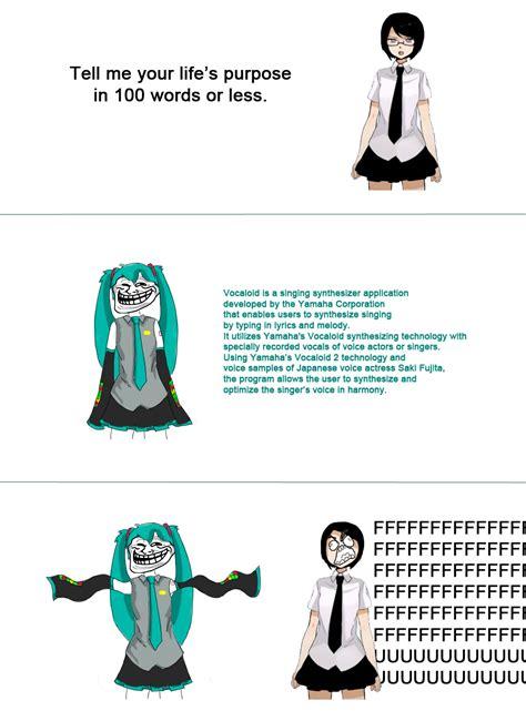 Vocaloid Meme - vocaloid memes