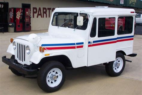 Mail Jeeps For Sale Cars Of A Lifetime 1981 Amg Dj5 The Mailman Never Knocks