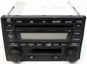 2002 2006 mazda tribute factory 6 disc cd changer