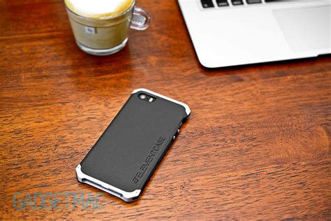 Ronin Fe Bumper Element Iphone 5 Iphone 5s Bumper Kayu element solace iphone 5s review gadgetmac