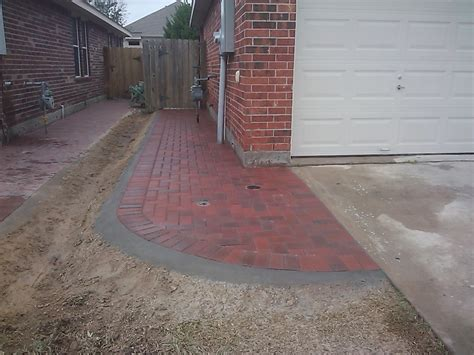 Houston Patio Pavers Pavers Installation In Houston Tx