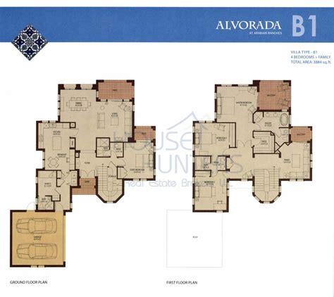 types of floor plans arabian ranches communities