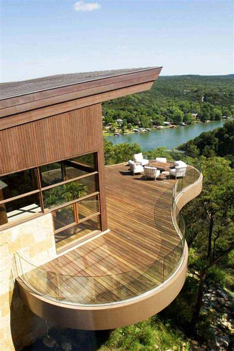 Deck Architecture by 32 Wonderful Deck Designs To Make Your Home Extremely