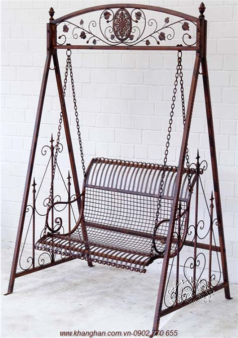 art swing beautiful iron art swing