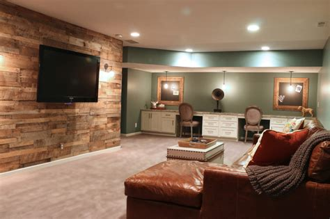rustic finished basement finished basement traders point indianapolis rustic
