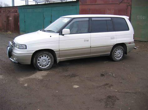 mazda mpv 1997 mazda mpv pictures 2500cc diesel fr or rr