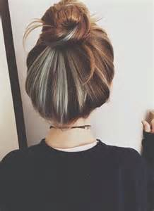 25 best ideas about highlights underneath on the 25 best ideas about underneath hair colors on