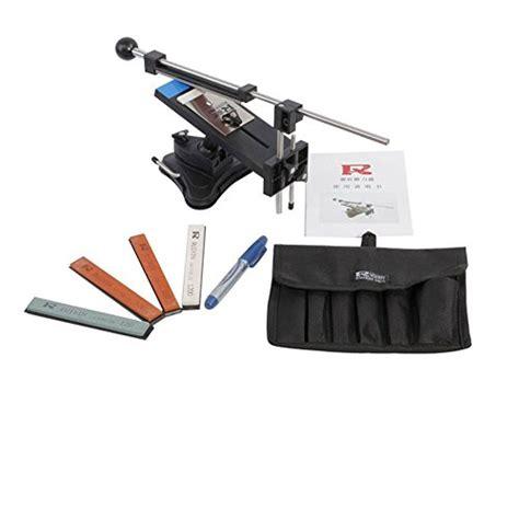 image professional kitchen knife sharpener system kit fix