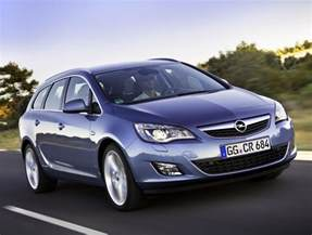 Astra Opel Opel Astra J Sports Tourer Photos And Specs Photo Opel