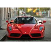 Floyd Mayweather's Ferrari Enzo May Kick A $3 Million