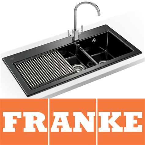 black ceramic kitchen sink franke mythos 1 5 bowl gloss black ceramic kitchen sink