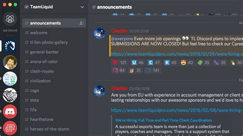 discord official server discord chat service for gamers enters first official