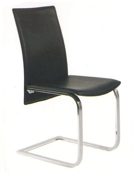 Modern Metal Dining Chairs Modern Metal Dining Chair Ol Dc01