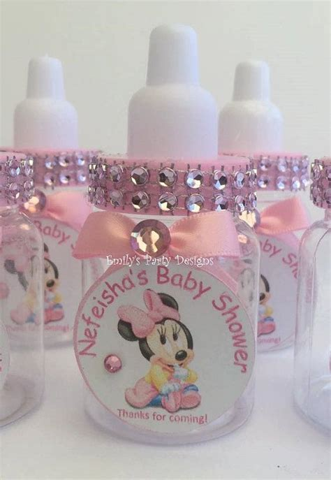 Minnie Mouse Baby Shower Favors by Minnie Mouse Favor Baby Shower Favor Baby By