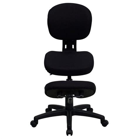 kneeling posture chair flash furniture mobile ergonomic kneeling posture task