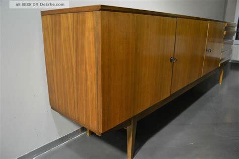 kommode 70er sideboard kommode mit schubladen 60er 70er teak