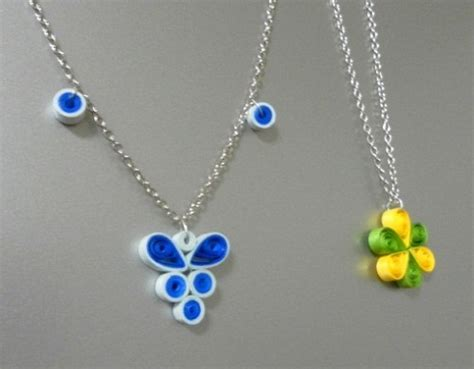 Paper Jewellery Design And Make - 30 simple and paper quilling jewellery designs