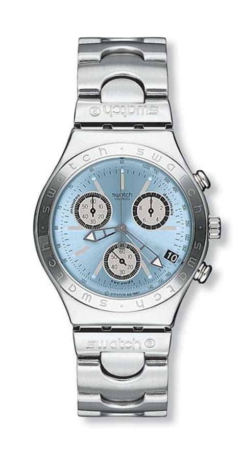 Swatch Irony Chronograph Whelling swatch watches chrono swatch wheeling ycs408g