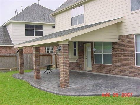 gallery houston patio covers best patio covers in