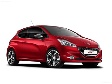 Peugeot 208 Gti 2013 Car Wallpaper 03 Of 14