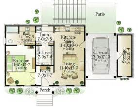 One Room House Floor Plans Best 20 One Bedroom House Plans Ideas On One