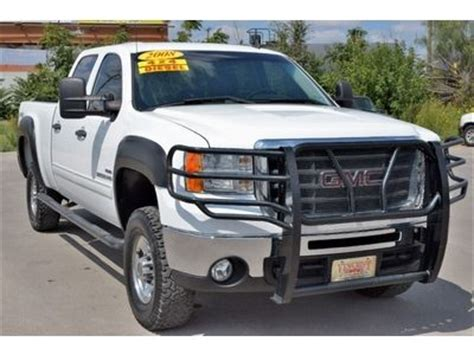 2008 gmc grill sell used 2008 gmc 2500hd sle 4wd crew cab work