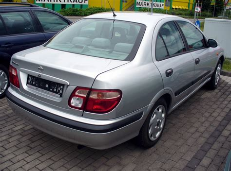nissan almera 2003 2003 nissan almera ii n16 pictures information and