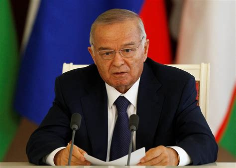 uzbek president in intensive care after brain hemorrhage daughter uzbek president islam karimov hospitalized raising fears