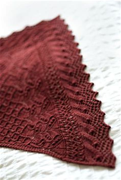 triangle pattern moles 1000 images about knitting edgings borders on