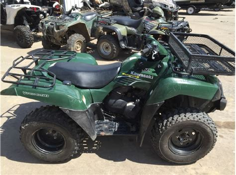 Kawasaki Brute 650 For Sale by 650 Brute Motorcycles For Sale