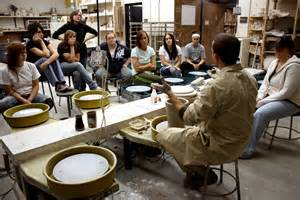 Pottery Classes Brad Bachmeier Artist Professor And Inspiration To Our