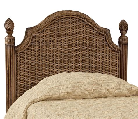 Weave Headboard by Guesthouse Woven King Bed Headboard With Weave Pattern And