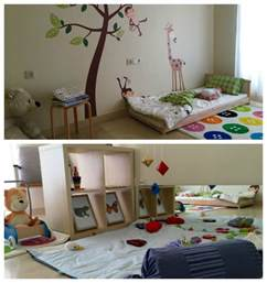 Pictures Of Rustic Bedrooms - 22 ideas montessori de habitaciones para beb 201 s