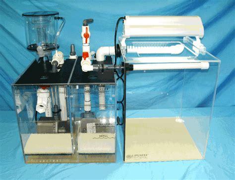 Refugium Plumbing by Separate Sump And Refugium Looks For Display