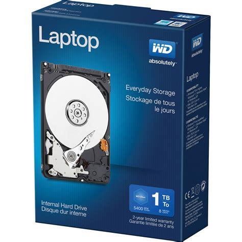 Hdd Pc Wd 1tb Wd 1tb Laptop Mainstream Hdd Retail Kit Wdbmyh0010bnc Nrsn B H