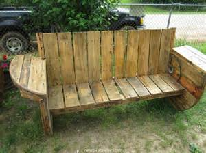 pallet bench plans wooden pallet sitting bench plans pallet wood projects