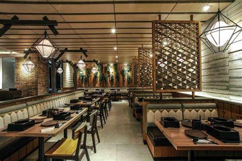 interior design blog indonesia shaburi restaurant by metaphor interior at grand indonesia