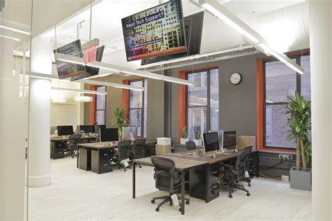Ny Office by Another Look Inside Soundcloud S New York City Office