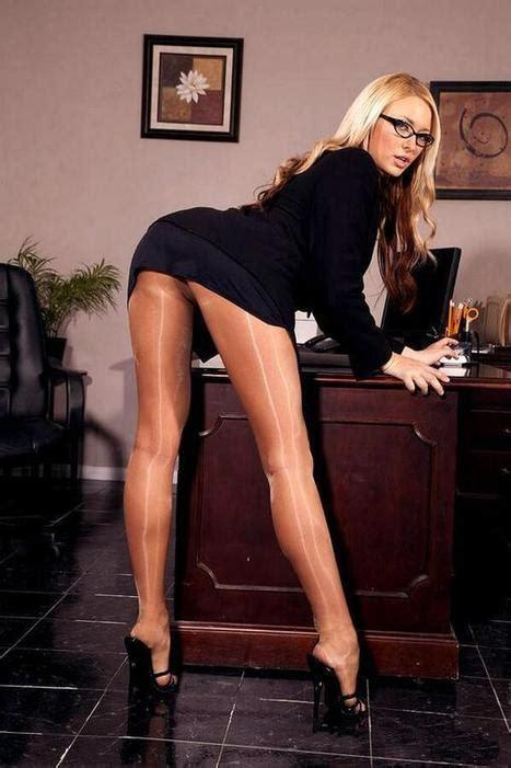 Secretary Over Desk Secretary Bending Over Girls Wallpaper