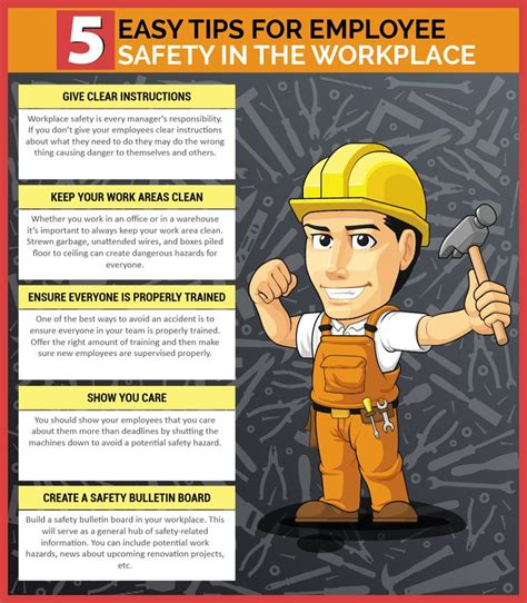 top 5 tips for working out with no time to be found top 5 workplace safety tips every employee should know