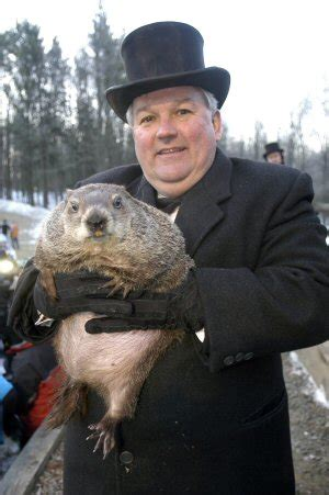 groundhog day yearly results the groundhog prediction early or longer winter