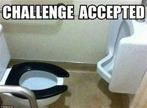Odd Memes - funny memes of the challenge accepted social media trend