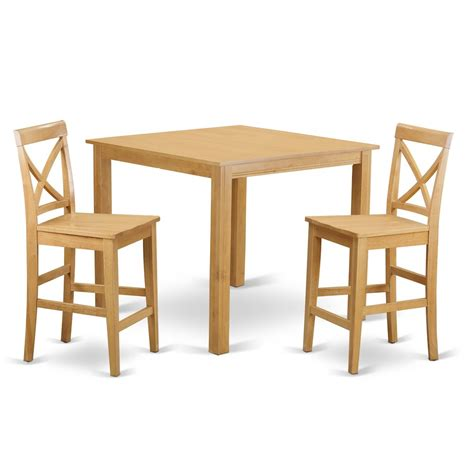 5 pc table set 3 pc counter height dining room set pub table and 2 bar stools