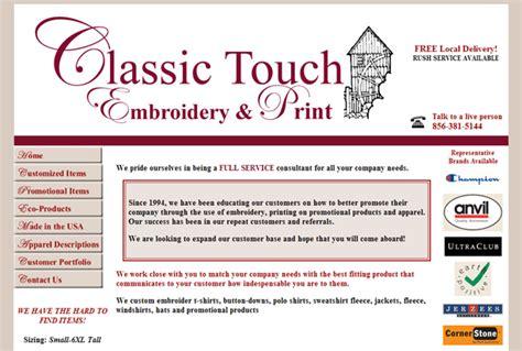 embroidery design websites web design and graphic designs portfolio lusch designs