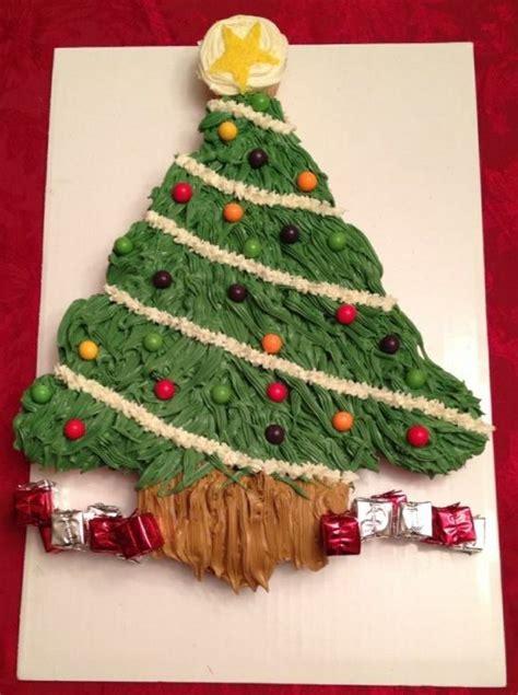 quot christmas tree quot cupcake cake cupcake cakes cupcake