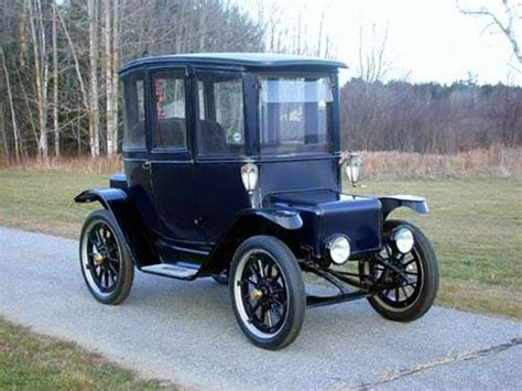 metz automotive 1914 detroit electric car requires finishing sold on car