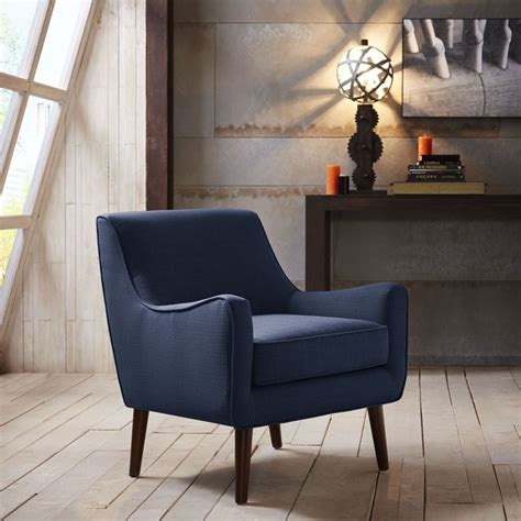 navy accent chair with ottoman navy blue accent chair home design