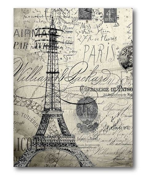 Eiffel Tower Wall Mural mi baul del decoupage paris vintage