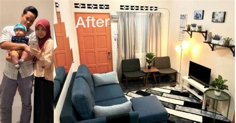 Rumah Dan Perabot dekor rumah sewa 650sq ft dengan perabot basic tapi ini