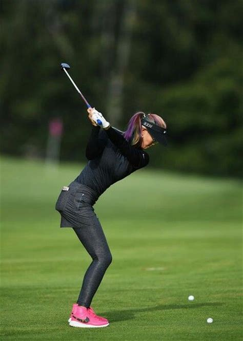golf swing for women best 25 women s golf fashion ideas on pinterest women